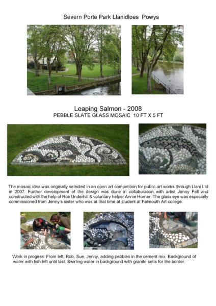 Public art in Park