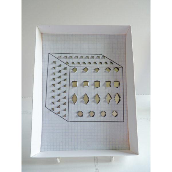 Cubic (detail)