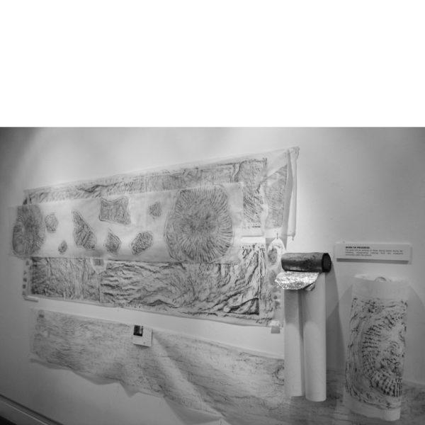 Milleniums - frieze fragments