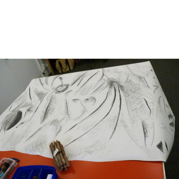 Work in progress: AIR Wyeside Arts Centre