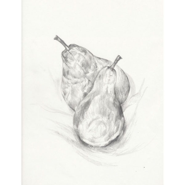 Pair of Pears # 2