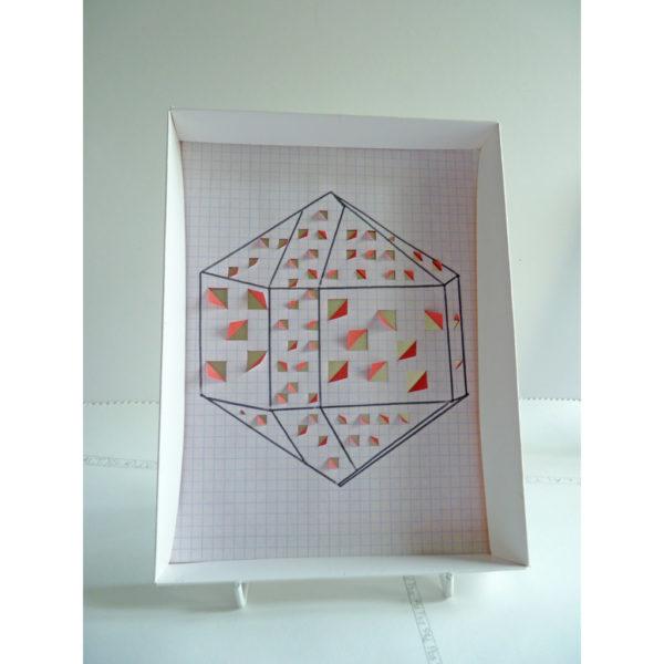 Tetragonal (detail)