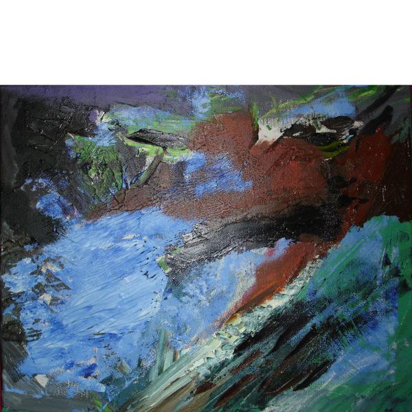 Claerwen Waterfalls